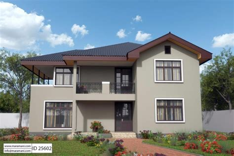 five bedroom house compact 5 bedroom house design all rooms are self contained