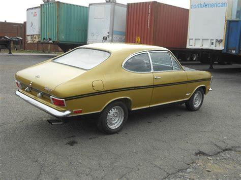 Opel Kadett For Sale by 1969 Opel Kadett B Rallye German Cars For Sale