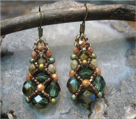 bead weaving tutorials 174 best images about diy earrings on