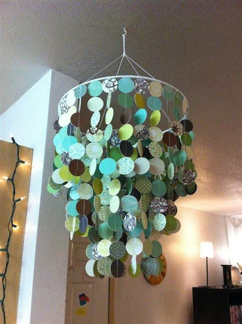hanging paper chandelier hanging paper chandelier etsy your place to buy and sell