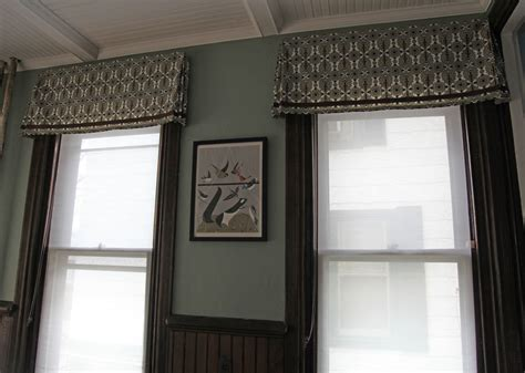 valances for dining room the dining room windows the valances stately kitsch