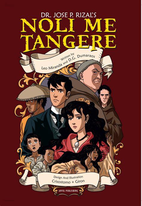 picture of noli me tangere book noli me tangere 171 anvil publishing inc