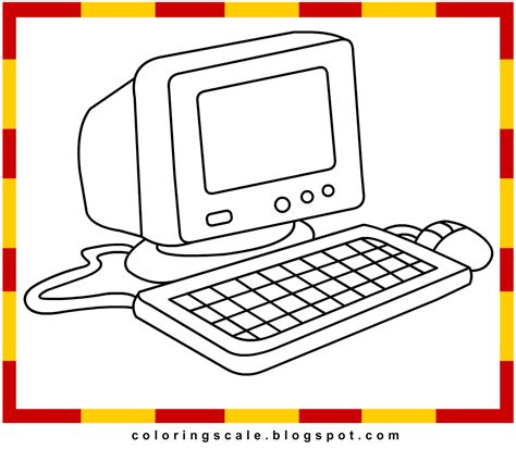 coloring on the computer free coloring pages on art