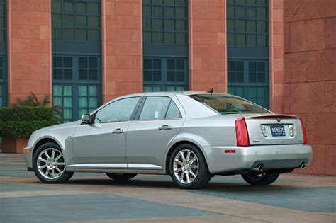 2005 Cadillac Sts Price 2005 11 cadillac sts consumer guide auto