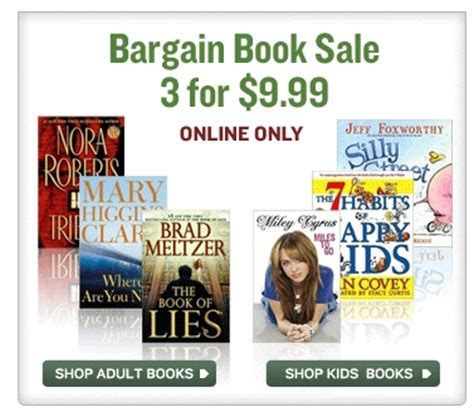 barnes and noble sale barnes and noble 3 books for 9 99 sale my frugal adventures