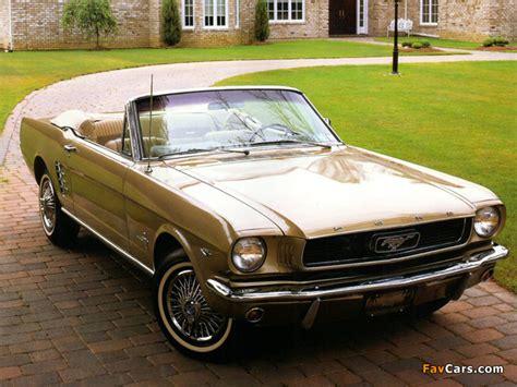 Car Wallpaper 640x480 by Mustang Convertible 1966 Wallpapers 640x480