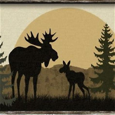 moose rubber st 565 best images about silouette on sticker
