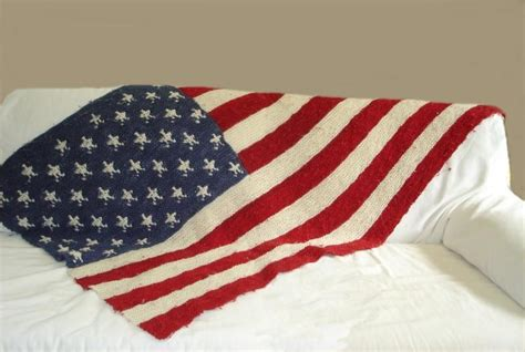 American Flag Blanket By Vtcayton2516856 Craftsy