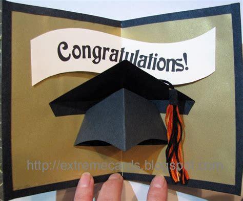 how to make a graduation cap card cards and papercrafting graduation cap pop up