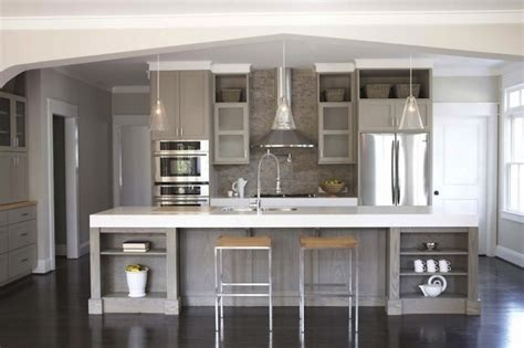 grey paint colors for kitchen cabinets gray kitchen cabinets contemporary kitchen sherwin