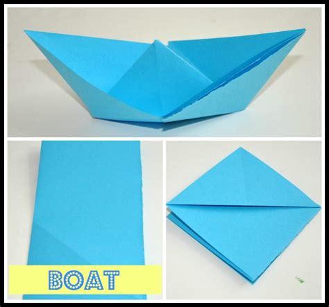 origami san boat paper boat origami 2016