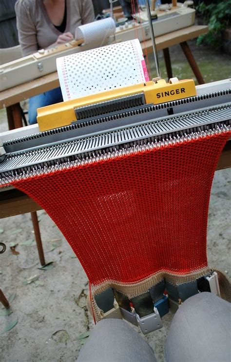 best knitting machine 17 best images about machine knit technique on