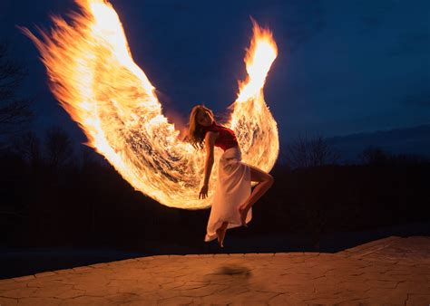 painting with light photographer shoots wings by light painting with