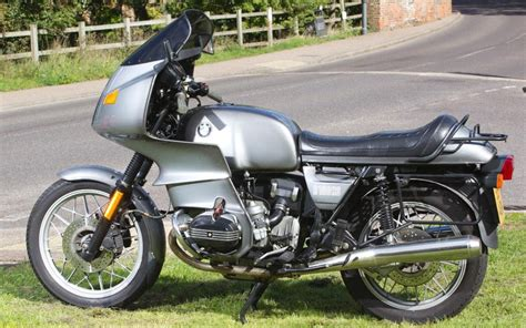 Bmw R100 by Classic Bmw R100 Rs Review