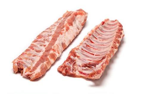 como cocinar costilla de cerdo costilla de cerdo