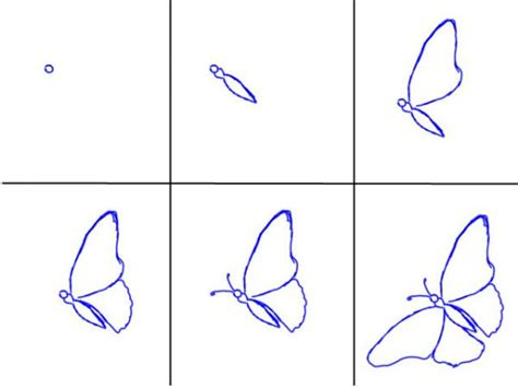 How To Make A Beautiful Butterfly Scenery