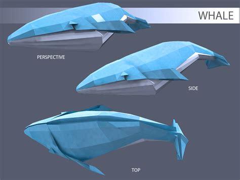 how to make an origami whale riusaga origami whale
