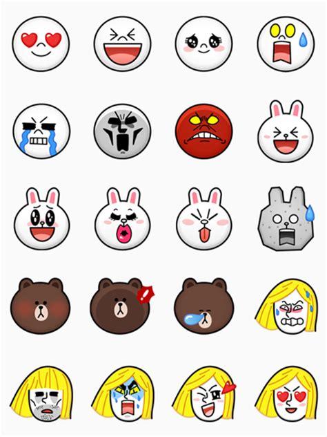 line sticker emoji stickers line sticker rumors city