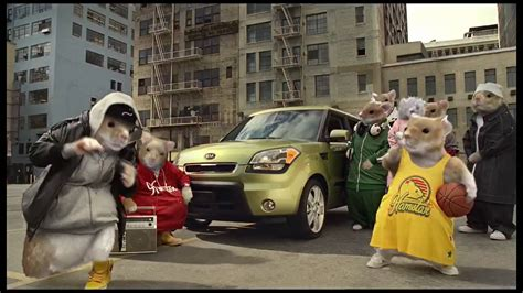 Kia Soul Hamster Commerical by 2010 Kia Soul Hamsters Commercial 2