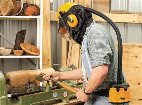 powered dust mask woodworking faceshieldrespirators lead