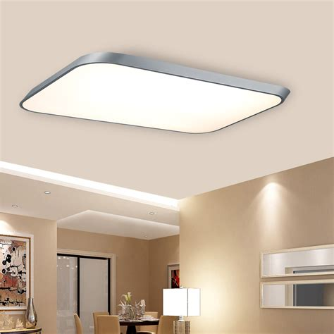 led kitchen lights ceiling 42w thin led flush mounted ceiling modern wall kitchen
