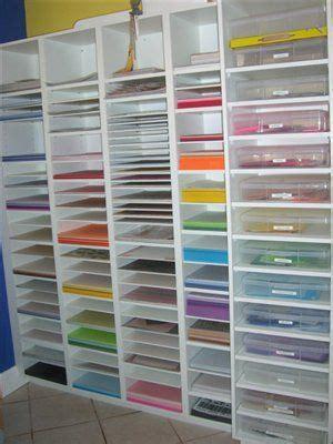 craft paper storage rack paper rack craft storage