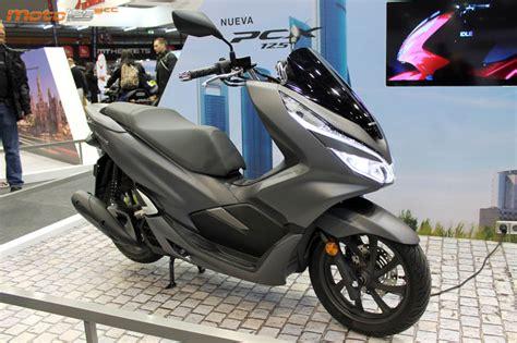 Pcx 2018 Europa by Vive La Moto 18 Honda Pcx 125 18 Moto 125 Cc