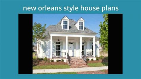 new homes plans raised house plans new orleans arts with new orleans