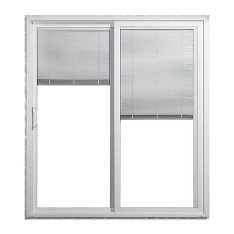 patio door lowes reliabilt low e vinyl sliding patio door lowe s canada