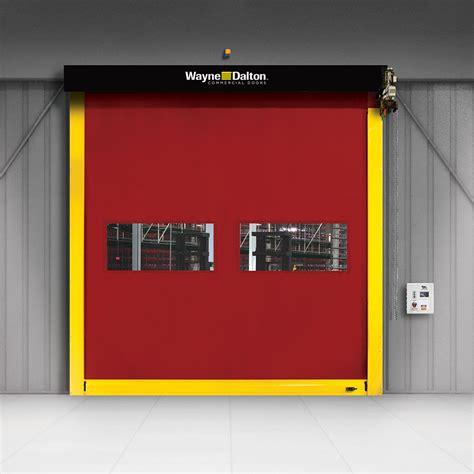 high speed garage door wd door high speed garage doors