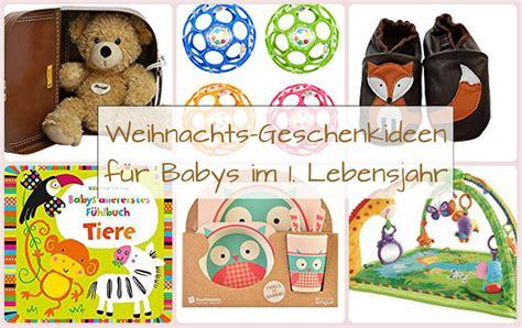 weihnachtsgeschenke baby weihnachtsgeschenk ideen f 252 r das baby im 1 lebensjahr