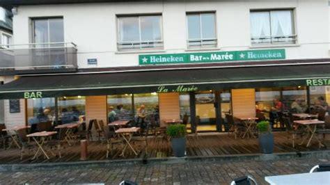 bar de la maree port en bessin huppain restaurant reviews photos tripadvisor