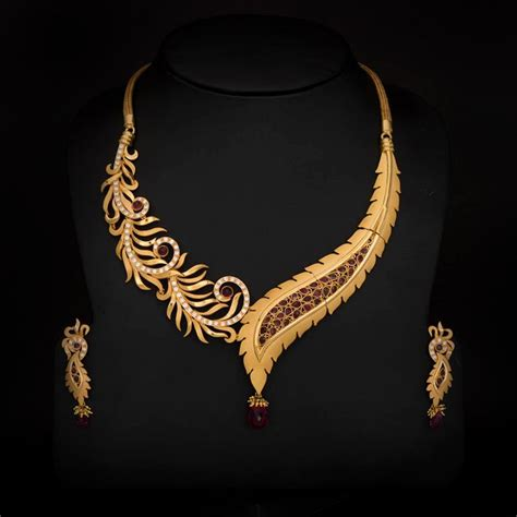necklace designs 25 best ideas about indian gold necklace on