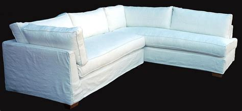 slip covered sectional sofas slip covered sectional sofas cleanupflorida