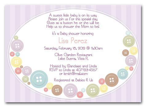 baby shower invitations homemade baby shower invite ideas