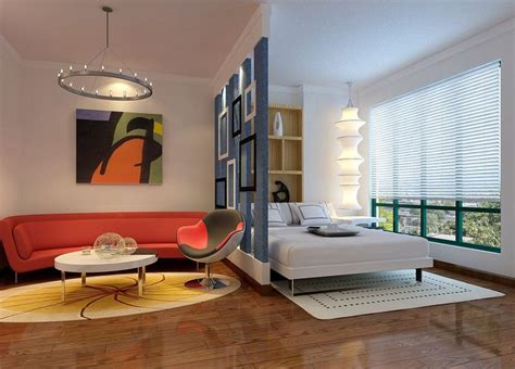 House Plans With Separate Apartment cool 30 simple bedroom studio design inspiration of