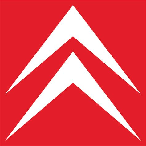 Citroen Logo by Partnering With Citro 235 N And Ds A History Of Logos