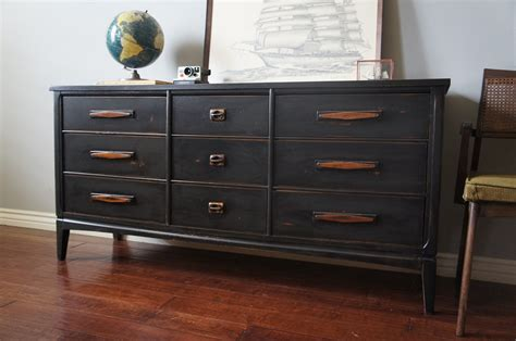 painting bedroom furniture before and after european paint finishes mid century graphite distressed