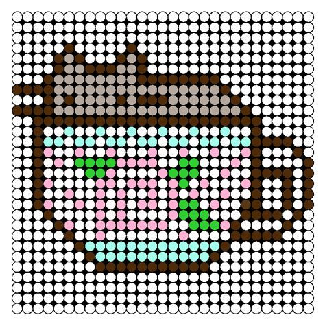 Tiny 2 Perler Bead Pattern Bead Sprites Characters