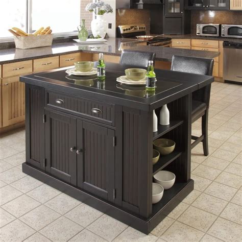 kitchen island with stool black kitchen island with stools discount islands