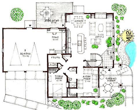 contemporary open floor plans modern home designs floor plans modern open floor plans