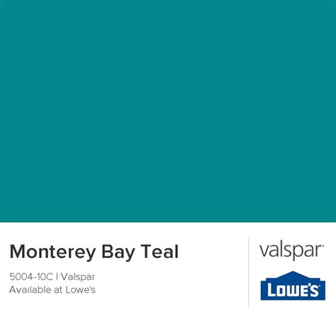 paint nite monterey monterey bay teal from valspar paint colors i like