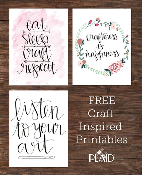 free crafts printables free craft creativity quote printables from duality