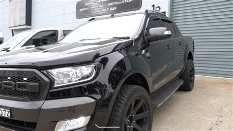 Ford Accessories by All New Ford Ranger Accessories Mkii 2017 Wildtrak