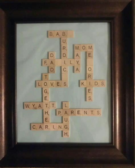 what scrabble words can i make with my letters 17 best images about cool craft ideas on