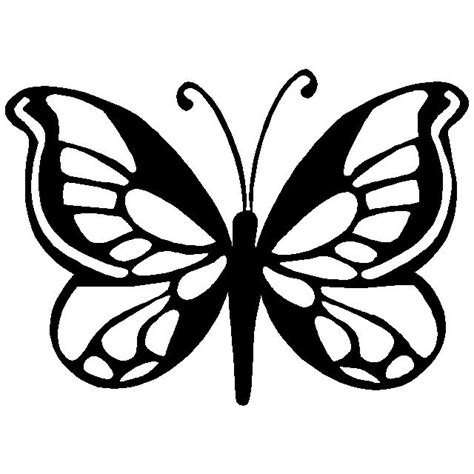 Enchanted Forest Wall Stickers 25 best ideas about butterfly stencil on pinterest felt