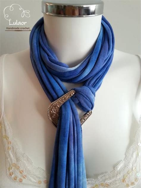 how to make jewelry scarves 17 best ideas about scarf necklace on scarf