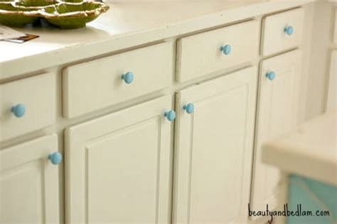 spray painting kitchen cabinet hardware balancing and bedlam one frugal s attempt at