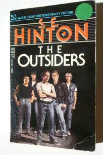 the outsiders book pictures getting inside the outsiders tales of the marvelous