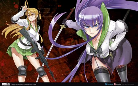 High School Of The Dead Madman Entertainment